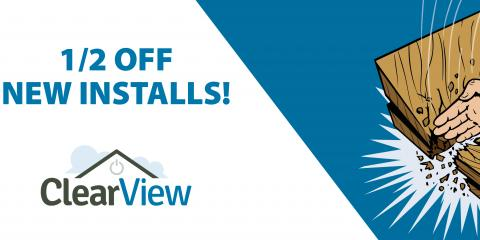 Don't Miss Out on 50% Off Security System Installations!, Redland, Oregon