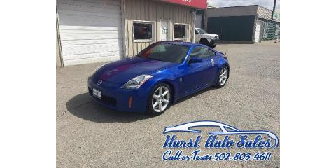 03 Nissan 350Z 6 Speed $8300, Frankfort, Kentucky
