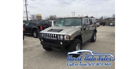 03 Hummer H2 Low Miles!, Frankfort, Kentucky