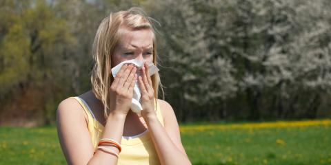A Guide to Eye Allergies, Prospect, Connecticut