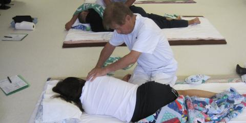 3 Details to Share With a Massage Therapist, ,