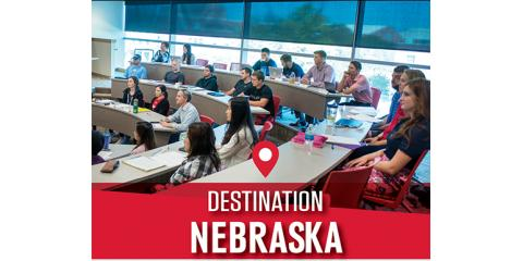Destination Nebraska, Lincoln, Nebraska