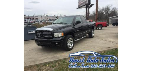 2005 Dodge Ram Crew Cab 4x4 $8850!, Frankfort, Kentucky