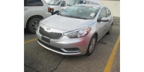 2014 KIA FORTE SILVER ONLY $7995, Newport-Fort Thomas, Kentucky