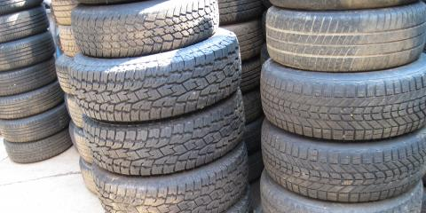 3 Reasons to Buy Used Tires From a Salvage Yard, Barkhamsted, Connecticut