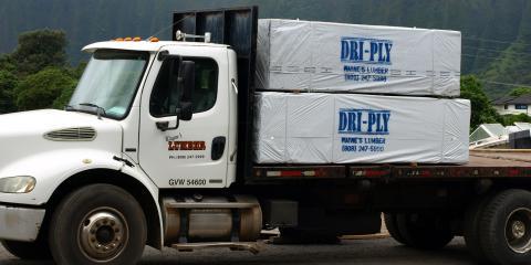 Lumber Store Shares 3 Benefits of Dri-Ply for Homeowners, Koolaupoko, Hawaii