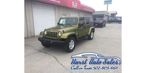07 Jeep Wrangler Sahara 4door 4x4!, Frankfort, Kentucky