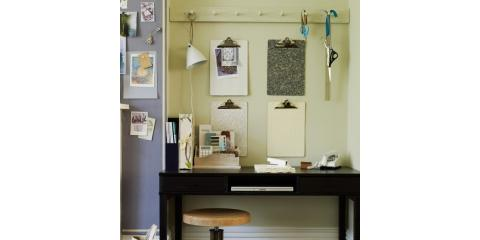Small home office design ideas - 30 of the best Read more at http://www.housetohome.co.uk/room-idea/picture/small-home-office-design-ideas-10-of-the-best#PAegQLAKB7FDqupx.99, Wellesley, Massachusetts