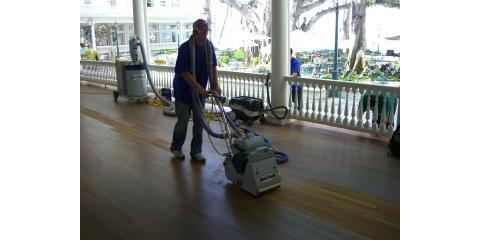 The Benefits Of Dustless Hardwood Floors From Hawaii Flooring Specialists,  Honolulu, Hawaii