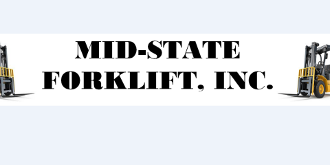 Mid-State Forklift Inc., Contractors, Services, High Point, North Carolina