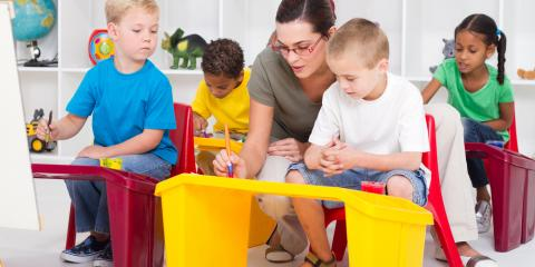3 Tips for an Easy Transition to Child Care, Columbia, Missouri