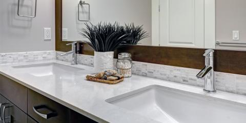 The Pros & Cons of Installing Double Vanity Sinks, Brighton, New York