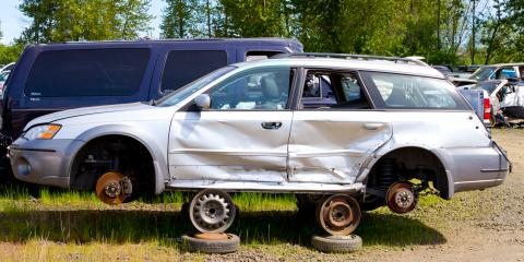 4 Common Questions About Junking Your Car at a Salvage Yard, Barkhamsted, Connecticut