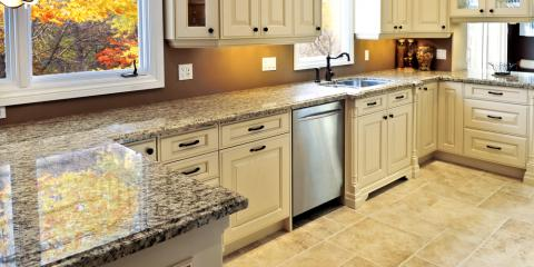 Kitchen Remodeling Experts Share 3 Differences Between Granite & Quartz Countertops, Henrietta, New York