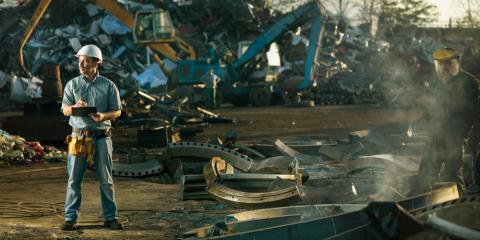 4 Benefits of Recycling Steel & Iron , Denver, Colorado