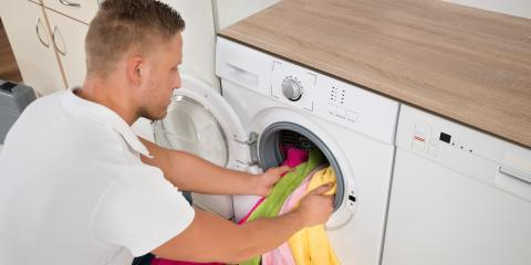 5 Tips for Efficient Washing Machine Use, Lincoln, Nebraska