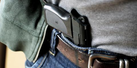 How to Spot a Concealed Handgun Carrier, Anchorage, Alaska