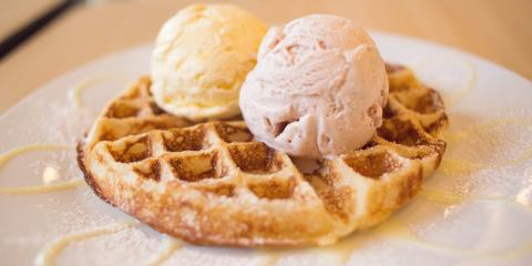 A Brief History of Waffles, Honolulu, Hawaii