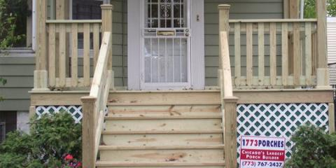 1-773-PORCHES, Decks and Porches, Services, Chicago, Illinois