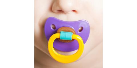 Now is the time to cut the pacifier habit!, Lewisburg, Pennsylvania
