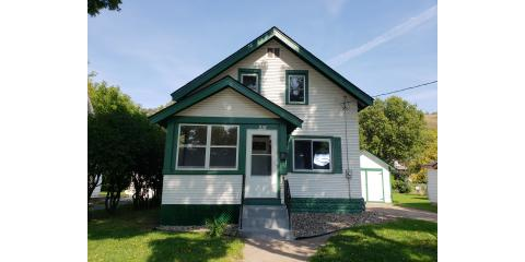 New Listing at 218 E. 5th St!  Offered by Susan Halvorson, Realtor for LAWRENCE REALTY, INC., Red Wing, Minnesota