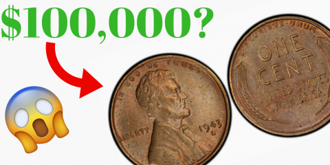 Pennies Worth Over $100,000! *How To Check If Your Have One, Carle Place, New York