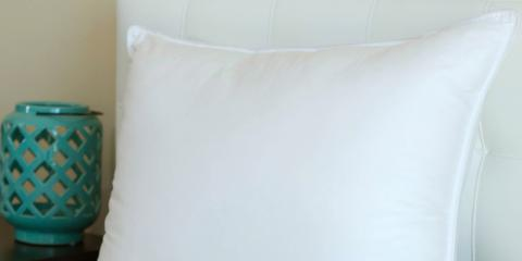 4 FAQs About Synthetic, Feather & Down Pillows, Mason, Ohio