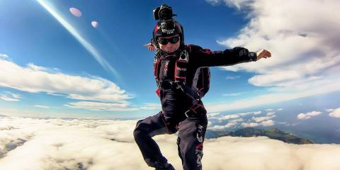 3 Health Benefits of Skydiving, Waialua, Hawaii