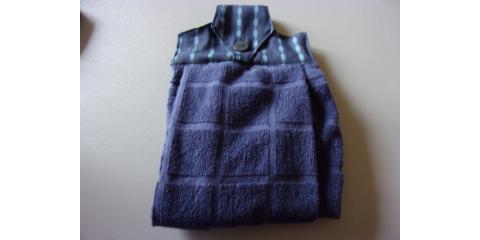 A new towel, La Crosse, Wisconsin