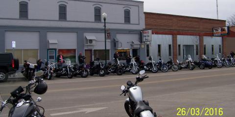 Town Full  On Saturday, Fruitland, Idaho