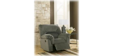 ROCKER RECLINER-CORAL PIKE BY ASHLEY-$383, Maryland Heights, Missouri