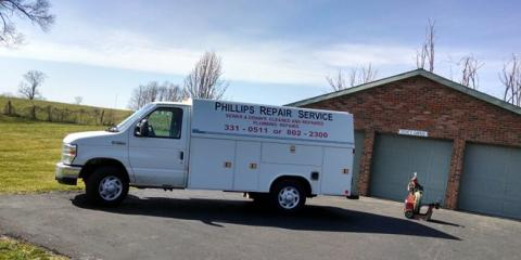 Clogged Drains? Call the Drain Clearing Experts at Phillips Repair Service, Walton, Kentucky