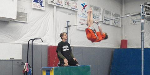 Gymnastics Classes Open for a Limited Time, Spencerport, New York