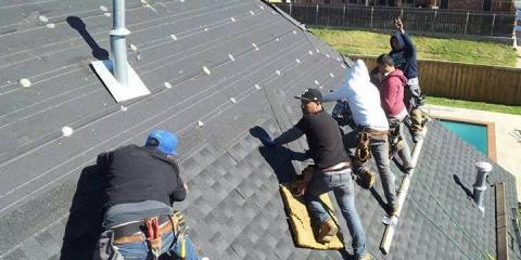 3 Kings Roofing & Contracting, Re-roofing, Services, Aledo, Texas