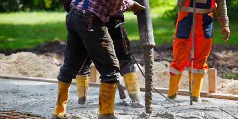 Olson Precast Concrete LLC, Concrete Contractors, Services, West Plains, Missouri