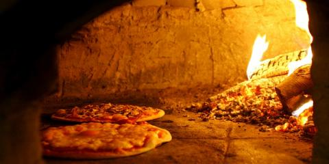Frankie & Fanucci's Wood Oven Pizzeria, Pizza, Restaurants and Food, Hartsdale, New York