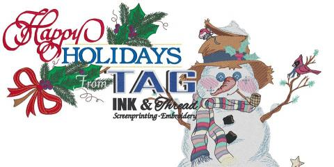 c57d84fe Get Creative This Holiday Season With Custom Shirts From Tag Ink &  Thread, Lincoln