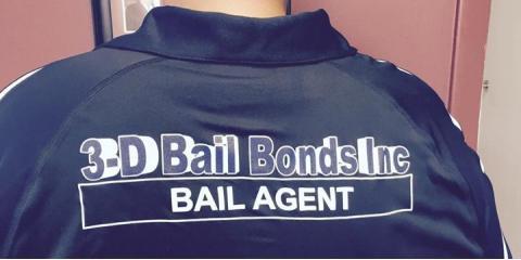3-D Bail Bonds: Your Reliable Bail Bondsman Since 1997, ,