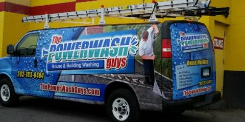 The Powerwash Guys, Power Washing, Services, Milford, Connecticut