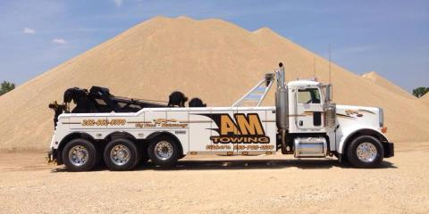 AM Towing, Towing, Services, Big Bend, Wisconsin