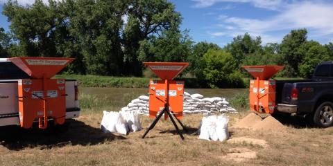 How Do Sandbags Protect You From Flooding?, Commerce City, Colorado