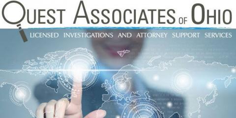 Quest Associates of Ohio, Investigation Services, Services, Cincinnati, Ohio