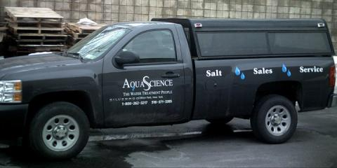 AquaScience, Water Softeners, Services, Clifton Park, New York