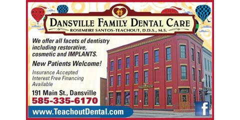 Dansville Family Dental Care, Dentists, Health and Beauty, Dansville, New York