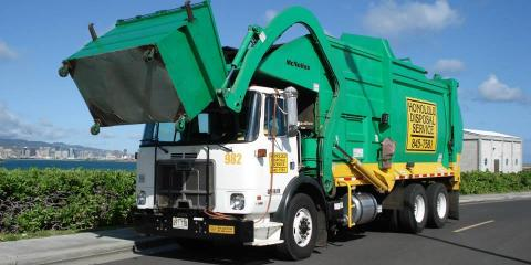 Employment Opportunities at Local Trash & Recycling Service, Honolulu, Hawaii