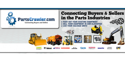 Parts Crawler, Aircraft Equipment, Parts & Supplies, Shopping, Greenwood, South Carolina
