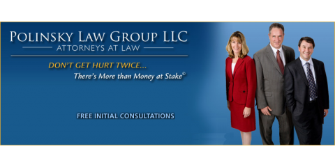 Polinsky Law Group LLC, Personal Injury Law, Services, Hartford, Connecticut