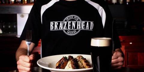 Enjoy Live Music at Brazenhead: Mason's Best Irish Pub, Mason, Ohio
