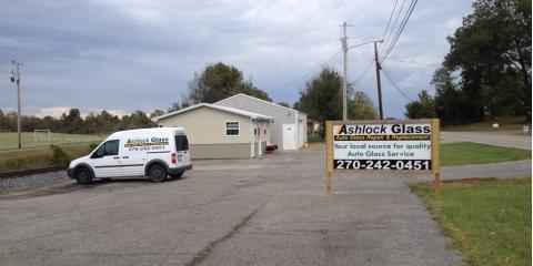 Ashlock Glass LLC, Auto Glass Services, Services, Clarkson, Kentucky