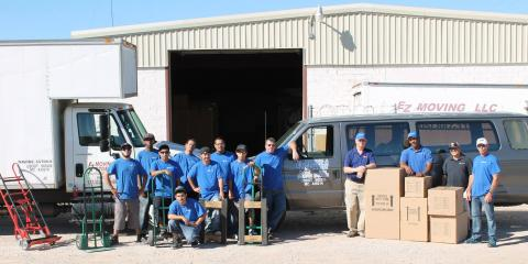 E-Z Moving & Storage LLC, Residential Moving, Services, Carlsbad, New Mexico